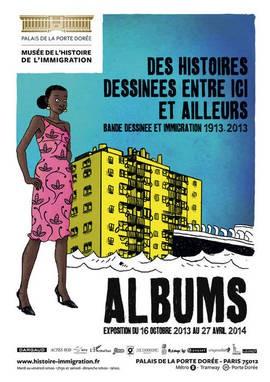 Louis le Portugais,Bilel,Malamine,Igor,Bouzid, Jiggs,Abdulah, Petit Polio,Aya de Yopougon,Goscinny,Georges McManus,Albums