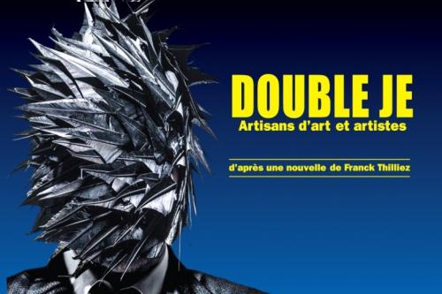 double je,palais de tokyo,Franck Thilliez