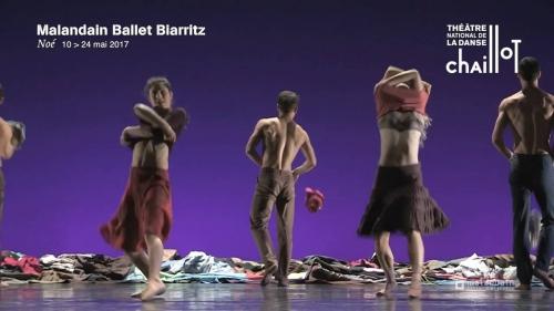 ballet de biarritz,rossini,thierry malandain,theatre national de chaillot,