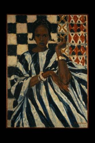 exposition,ange tissier,Émile bernard,gauguin,george catlin,musée du quai branly,peintures des lointains,matisse,jacques chirac