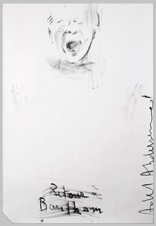 Angelin Preljocaj,Laurent Mauvignier,Retour à Berratham,Emma Gustafsson,Niels Schneider,Laurent Cazanave,Cécile Giovansili-Vissière,théâtre national de chaillot,Adel Abdessemed,