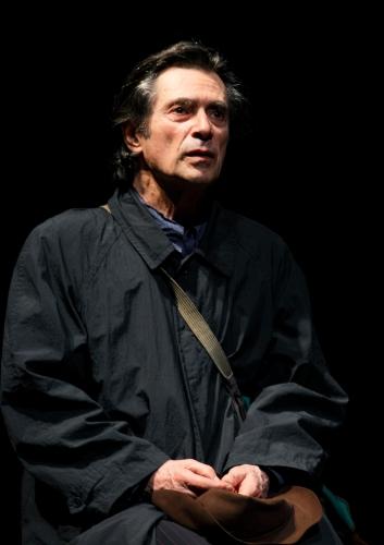 Beckett,sami Frey,théâtre de l'atelier
