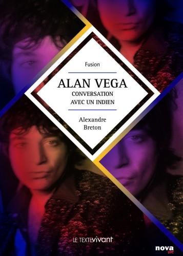 alan vega,le texte vivant, laurence caron,