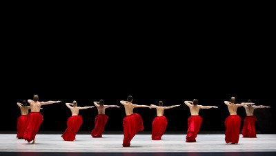 jiri kylian,ballet national de norvège,transcendanses,théâtre des champs elysées,laurence caron-spokojny