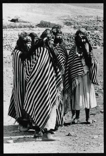 femmes berbères du maroc,claude lefébure,fondation pierre bergé - yves saint laurent,laurence caron-spokojny