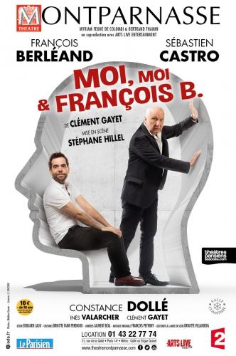 clément gayet,françois berléand,constance collé,sébastien castro,stéphane hillel,théâtre montparnasse