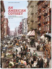 taschen,An American Odyssey,Marc Walter,Sabine Arqué