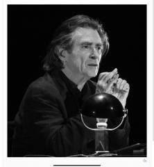 CLAUDE LANZMANN,UN VIVANT QUI PASSE,Sami Frey,Franck Thévenon,Vincent Butori,Théâtre de l'Atelier,shoah,Maurice Rossel,circ