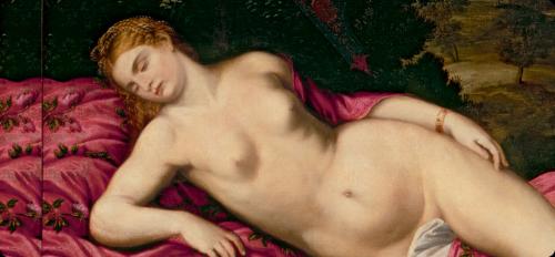 laurence caron-spokojny,la renaissance et le rêve,musée du luxembourg