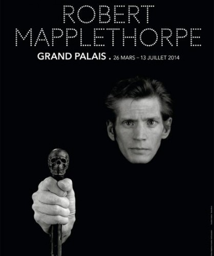 Robert Mapplethorpe,patti smith,grand palais