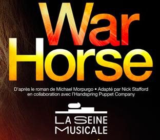 marianne elliott,tom morris,thierry suc,ts3,fimalac entertainment,la seine musicale,war horse,michael morpurgo,handspring puppet company,leo warner,mark grimmer